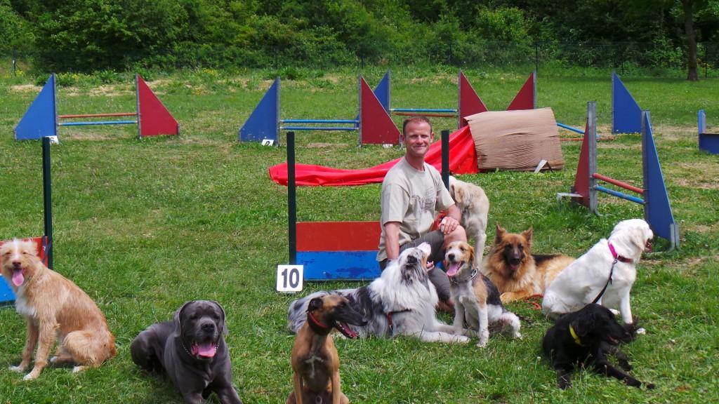 Frédéric THIVAT EDUCA'DOG – Educateur Canin Professionnel